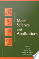 Meat Science and Applications Book