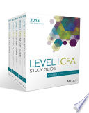 Wiley Study Guide for 2015 Level I CFA Exam: Complete Set