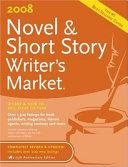 2008 Novel & Short Story Writer's Market