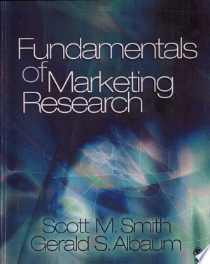 Download Fundamentals of Marketing Research Free Books - Dlebooks.net