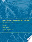 Environment Development And Evolution Book PDF