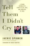 Tell Them I Didn't Cry Pdf/ePub eBook