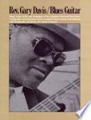 Rev. Gary Davis Blues Guitar