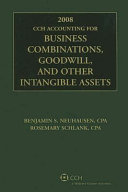 CCH Accounting for Business Combinations, Goodwill, and Other Intangible Assets