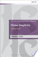 Read Online Divine Simplicity For Free