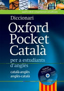 Diccionari Oxford Pocket Català per a estudiants d'anglès