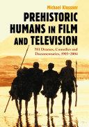 Prehistoric Humans in Film and Television Pdf/ePub eBook