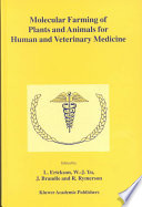 Molecular Farming Of Plants And Animals For Human And Veterinary Medicine Book PDF