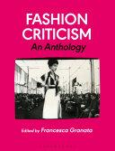 Pdf Fashion Criticism Telecharger