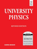 University Physics, Revised Ed