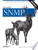 """""""Essential SNMP: Help for System and Network Administrators"""" by Douglas Mauro, Kevin Schmidt"""