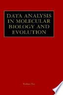 Data Analysis In Molecular Biology And Evolution Book PDF