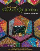 Foolproof Crazy Quilting Pdf/ePub eBook