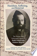 Hasidism, Suffering, and Renewal