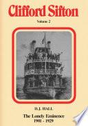 Clifford Sifton Volume 2