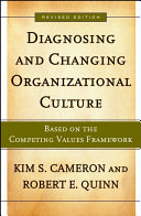 Pdf Diagnosing and Changing Organizational Culture Telecharger