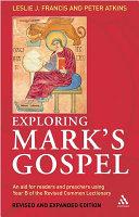 Exploring Mark S Gospel Book PDF