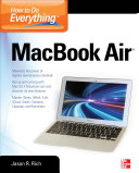 Pdf How to Do Everything MacBook Air Telecharger