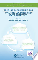 Feature Engineering for Machine Learning and Data Analytics Book