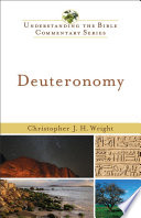 Deuteronomy Understanding The Bible Commentary Series  Book PDF