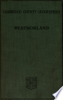 Canbridge County Geographies Westmorland