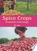 Spice Crops Production Technology