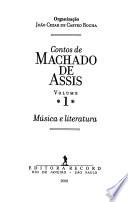 Contos de Machado de Assis: Música e literatura
