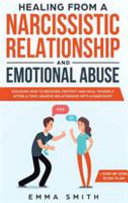 Healing From A Narcissistic Relationship And Emotional Abuse Book