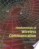 Fundamentals of Wireless Communication Book