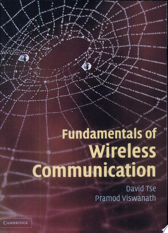 Fundamentals of Wireless Communicat