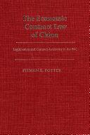 The Economic Contract Law of China Pdf/ePub eBook