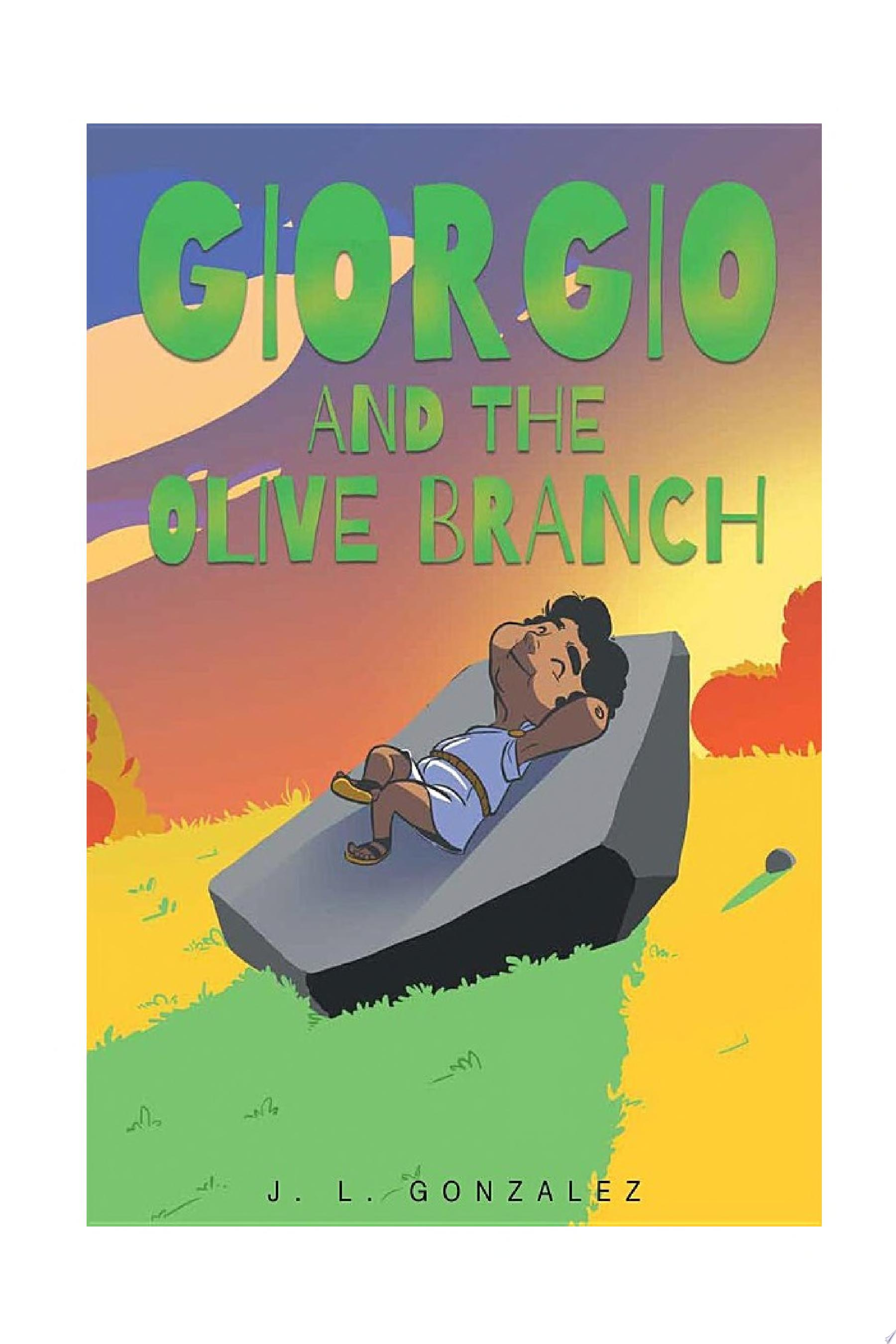 Giorgio and the Olive Branch