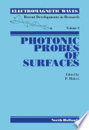 Photonic Probes of Surfaces Book