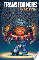 Transformers  Unicron Book