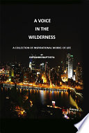 A Voice in the Wilderness   PB version