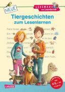 LESEMAUS zum Lesenlernen Sammelbände: Neue Tiergeschichten zum Lesenlernen
