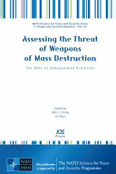 Assessing the Threat of Weapons of Mass Destruction