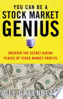 You Can Be a Stock Market Genius