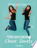 Top 200 Drugs Cheat Sheets