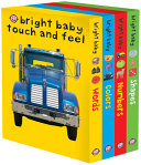 Bright Baby Touch   Feel Slipcase 2 Book PDF