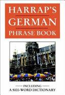 Harrap s German Phrase Book