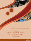 Biology  Pearson New International Edition Book