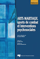 Arts martiaux, sports de combat et interventions psychosociales