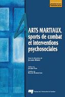 Pdf Arts martiaux, sports de combat et interventions psychosociales Telecharger