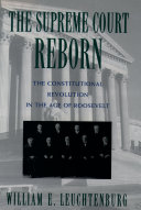 The Supreme Court Reborn