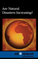Are Natural Disasters Increasing