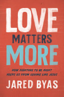 Love Matters More