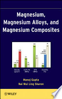 Magnesium, Magnesium Alloys, and Magnesium Composites