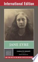 Jane Eyre Fourth International Student Edition Norton Critical Editions