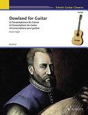 Dowland for Guitar